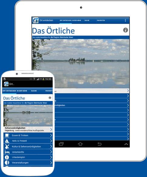 Android-App-Shot-Steinhuder Meer